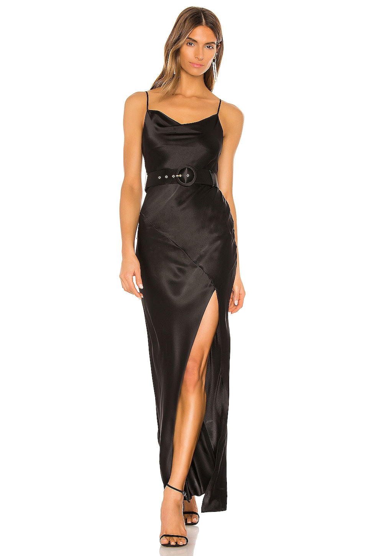 NICHOLAS Simone Dress in Black