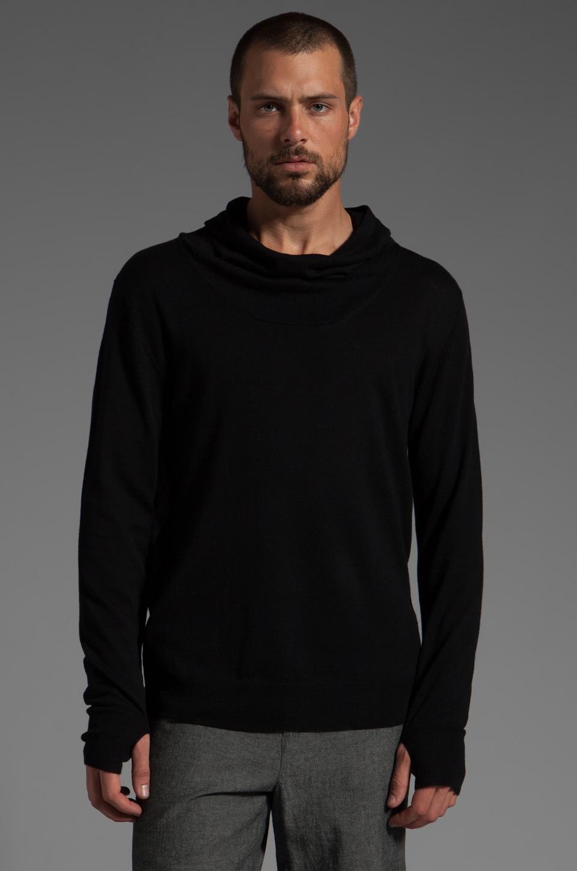 Nicholas K Neo Hoody in Black