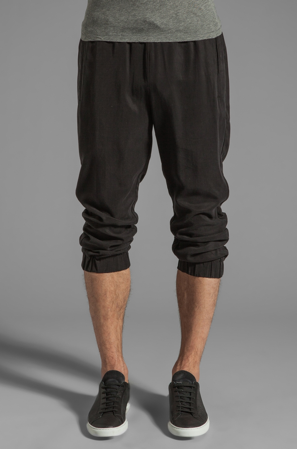 Nicholas K Boyer Pant in Black