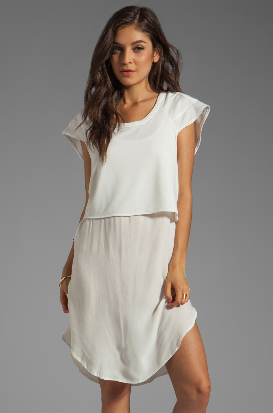 Nicholas K Kira Dress in Ivory