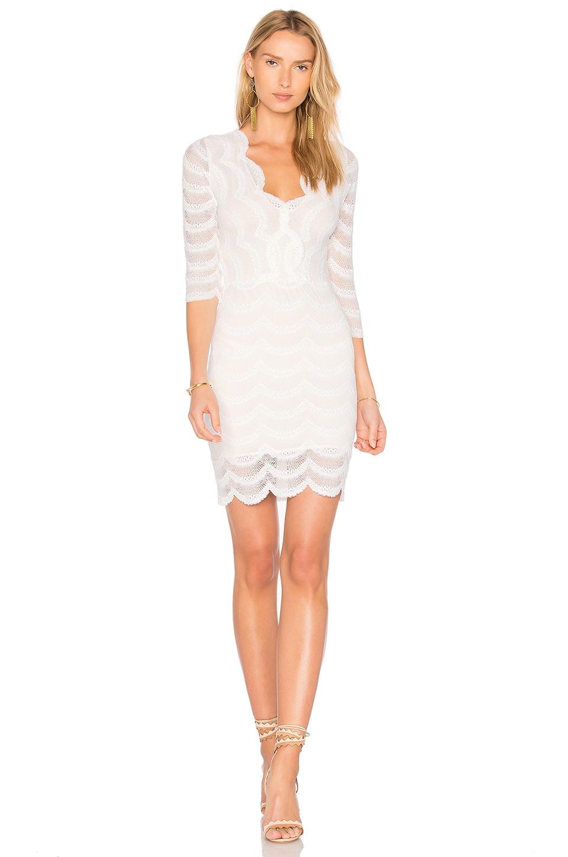 Deep V Spandex Dress - REVOLVE