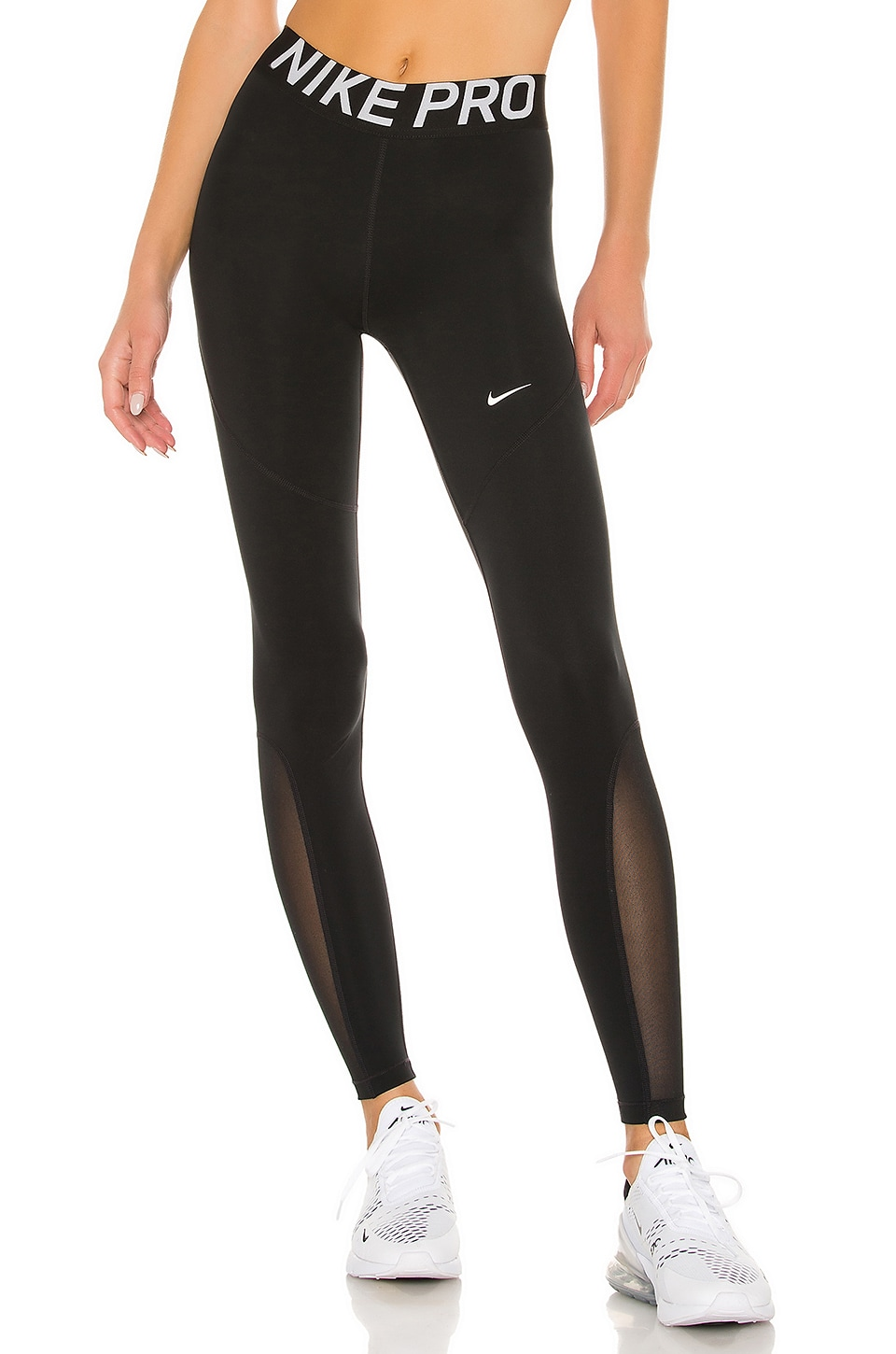 Nike Pro Tight in Black & White