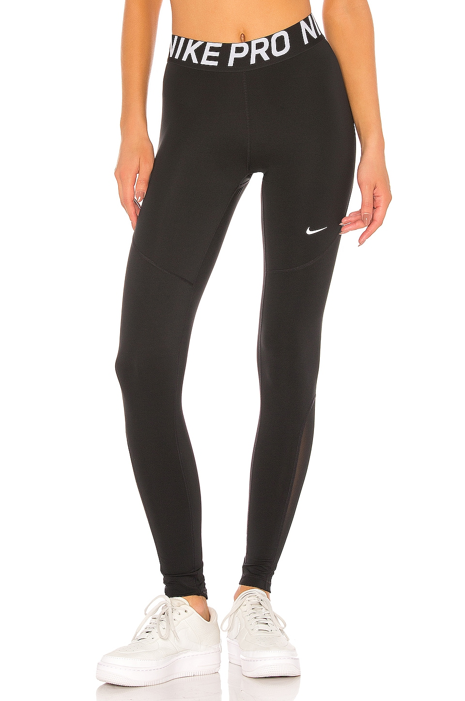 Nike NP Tight in Black & White
