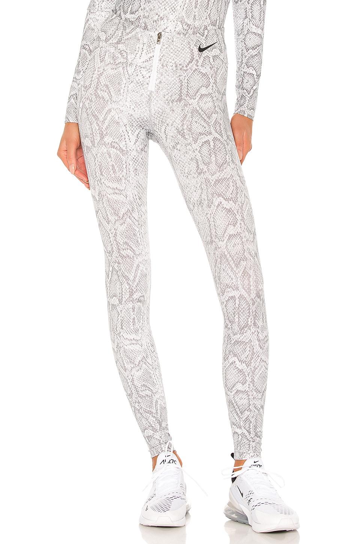 nike leggings white