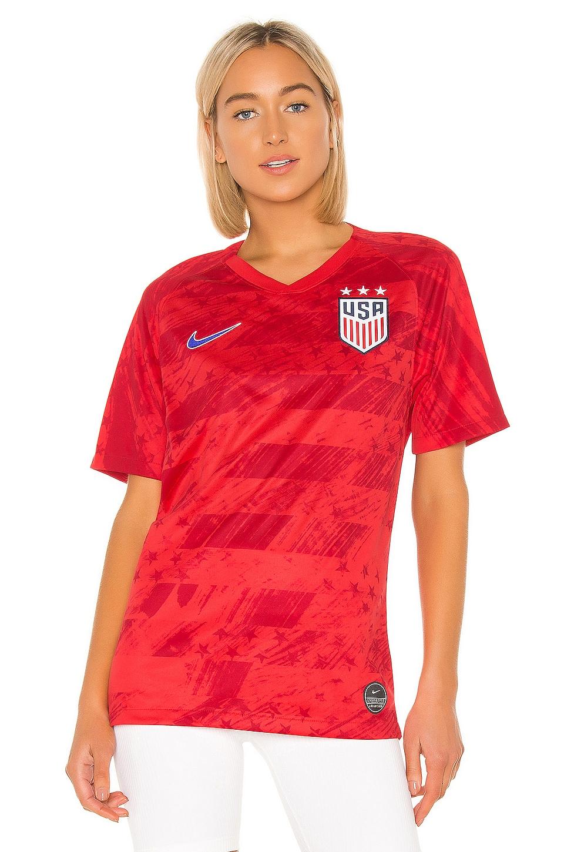 Nike ИЗ ДЖЕРСИ USA AWAY
