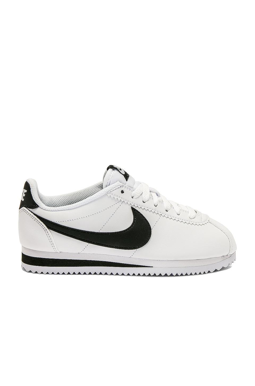 Nike Classic Cortez Sneaker in White