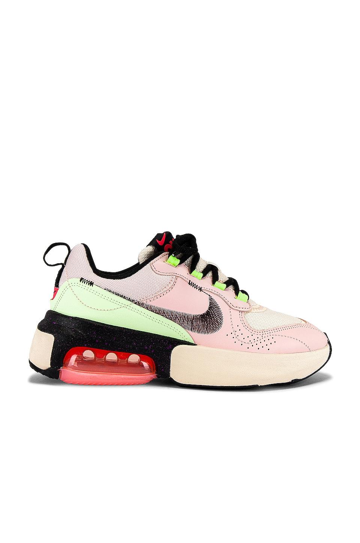 Nike Air Max Verona NRG Sneaker in Guava Ice, Black, Barely Volt & Crimson Tint