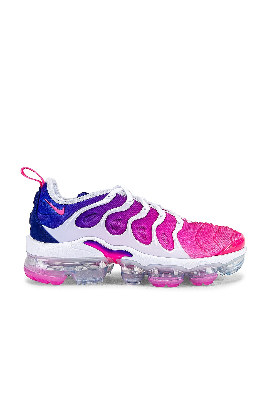 Nike Air Vapormax Plus Sneaker in Multicolor, Pink Blast & Concord ...