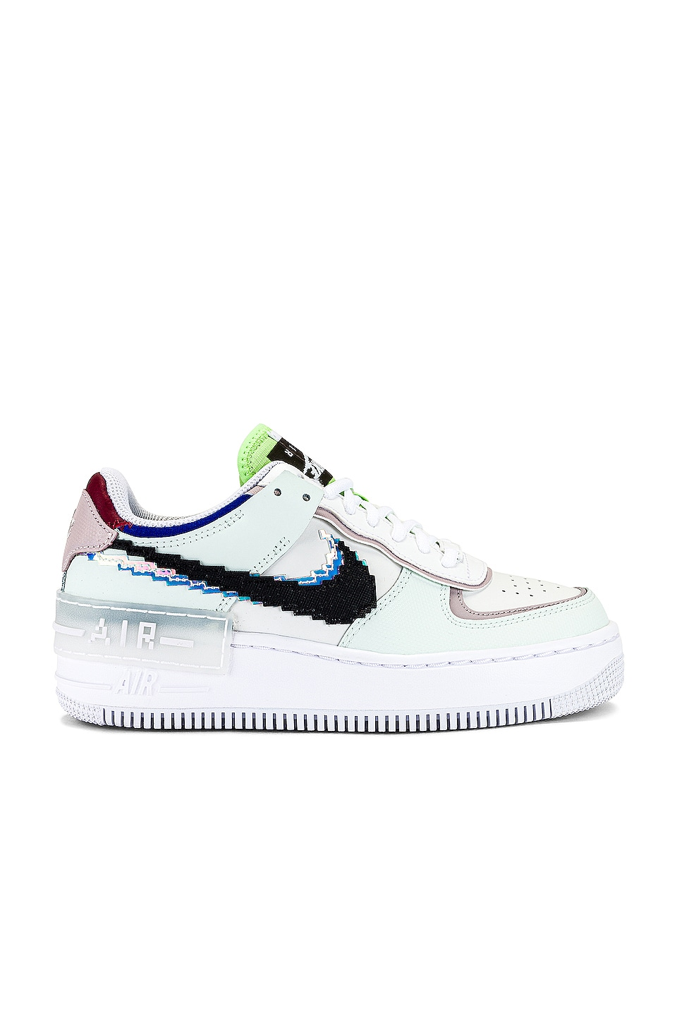 Nike Air Force 1 Shadow SE Sneaker in Barely Green | REVOLVE
