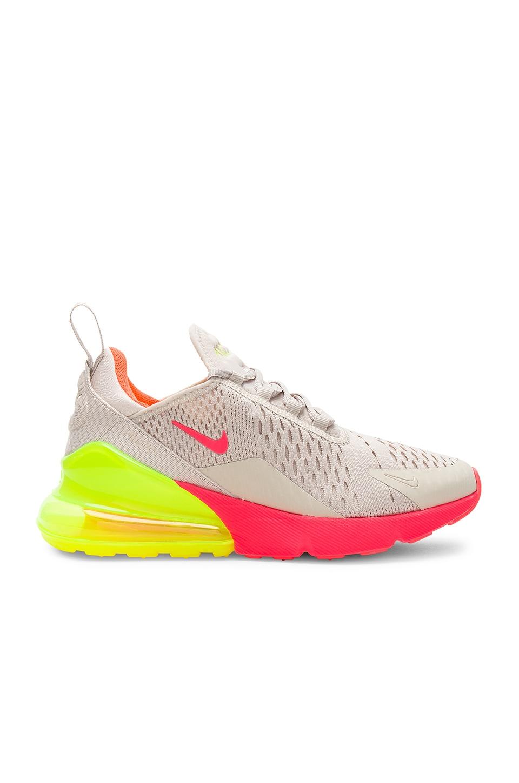 Mujeres Nike Air Max 270 Modesens Zapatos Casuales Marron Beige Modesens 270 4c02e6