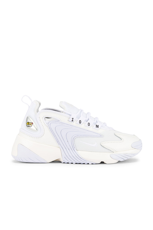 NIKE SPORTSWEAR Zoom 2K Sneaker für Damen Weiß