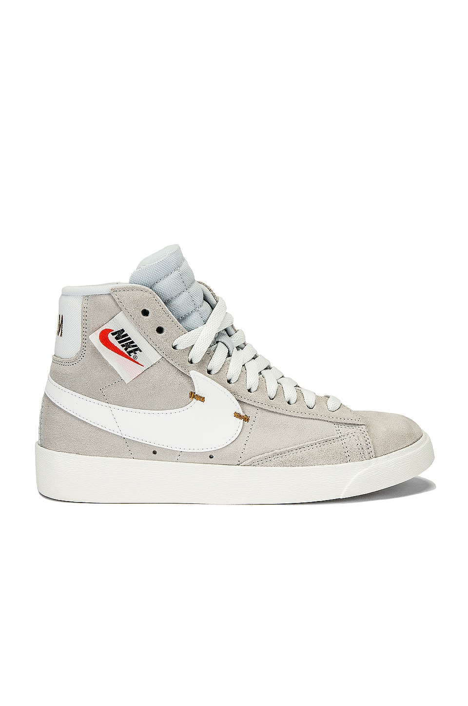 Nike Blazer Mid Rebel Sneaker in Neutral