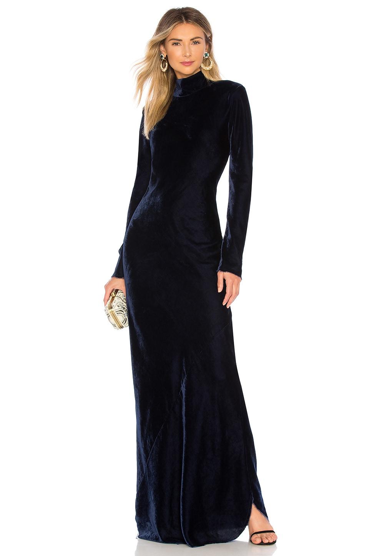 Genevieve Velvet Dress