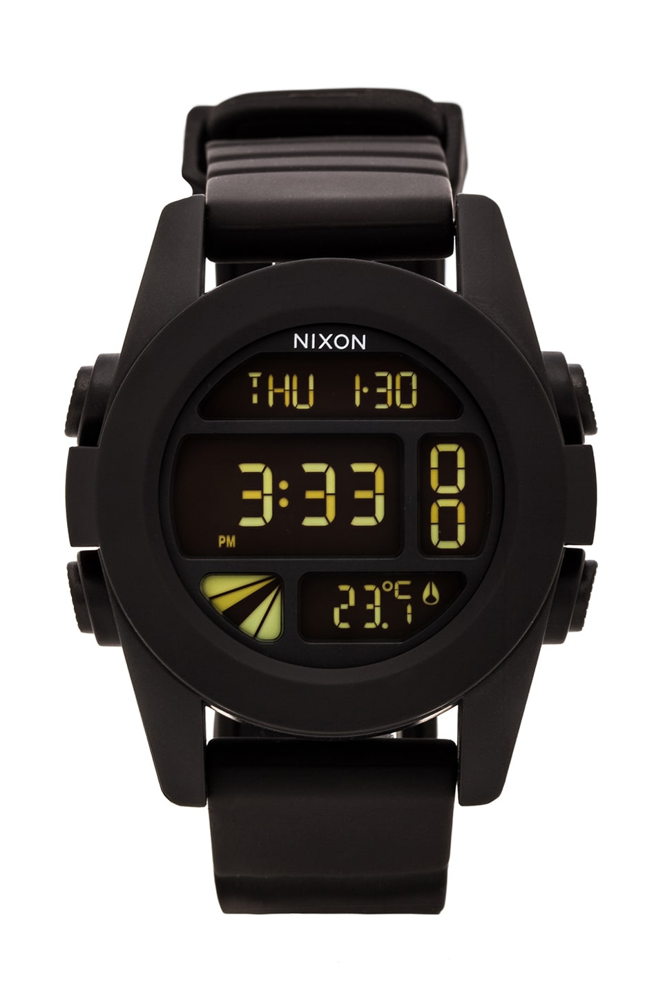 Nixon The Unit in Black