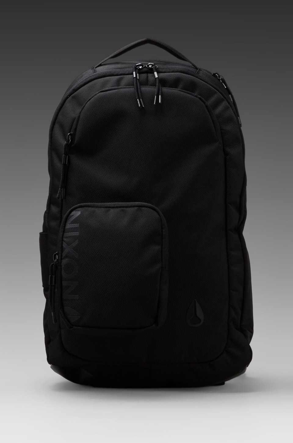 Nixon Small Shadow Backpack en All Black