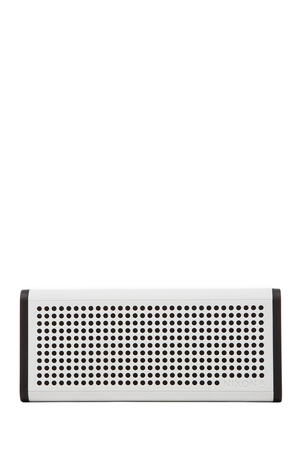 Nixon The Blaster Speaker in White/ Black