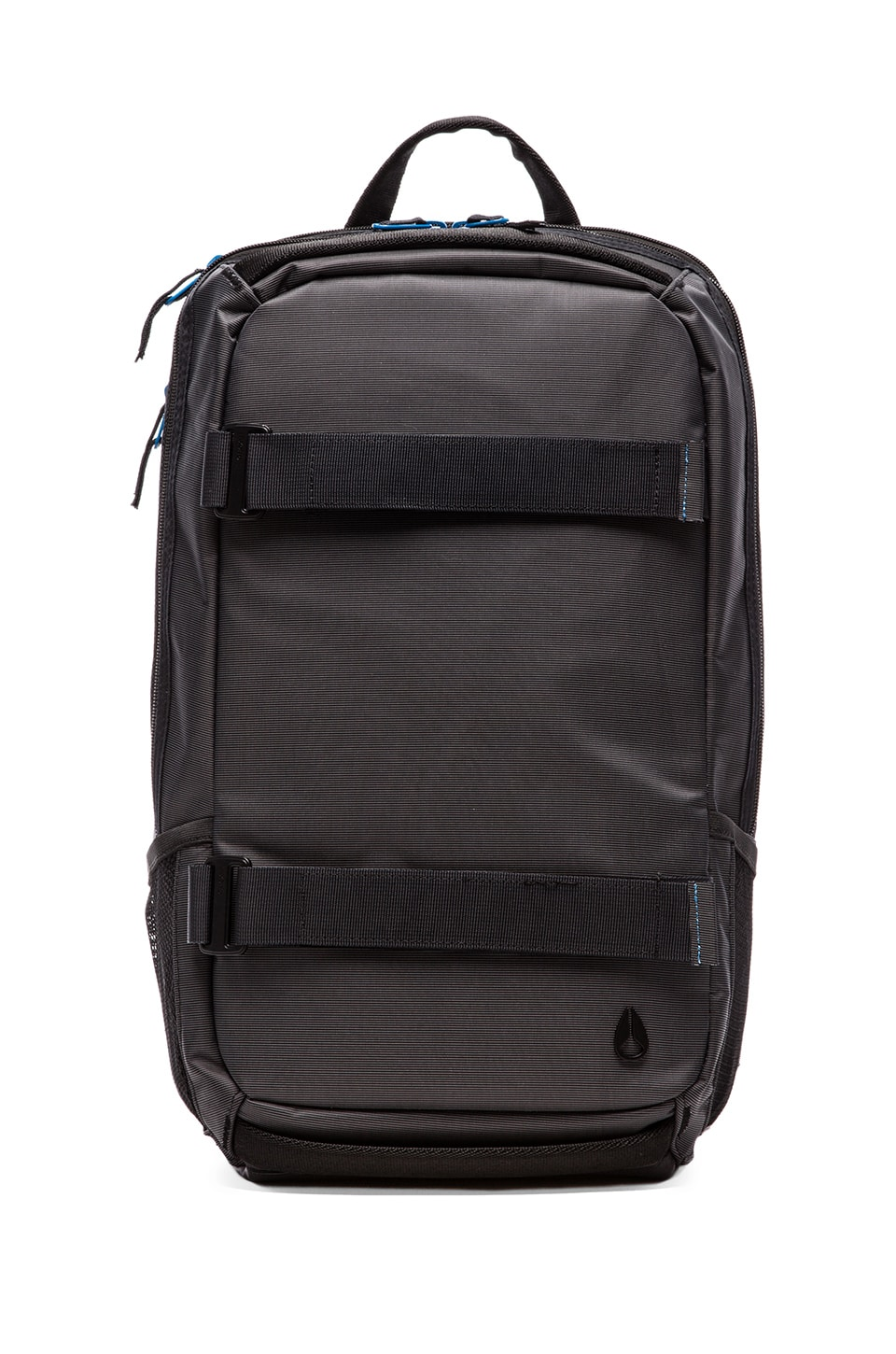 Nixon Sonar Backpack in Black/ Blue