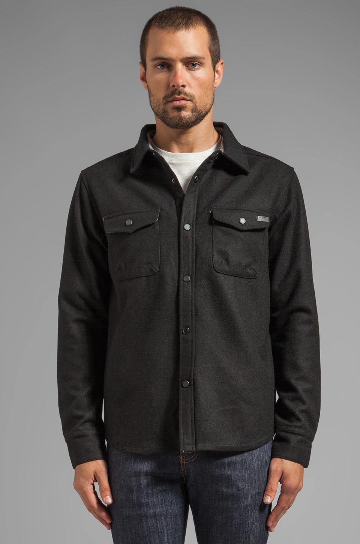 Nixon Corporal Jacket in Black