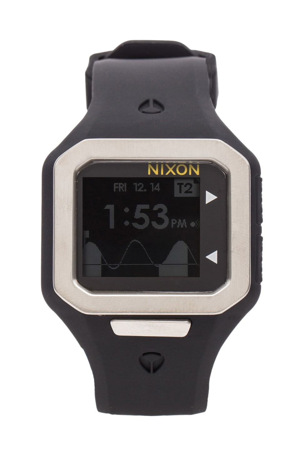 Nixon The Supertide in Black/Silver