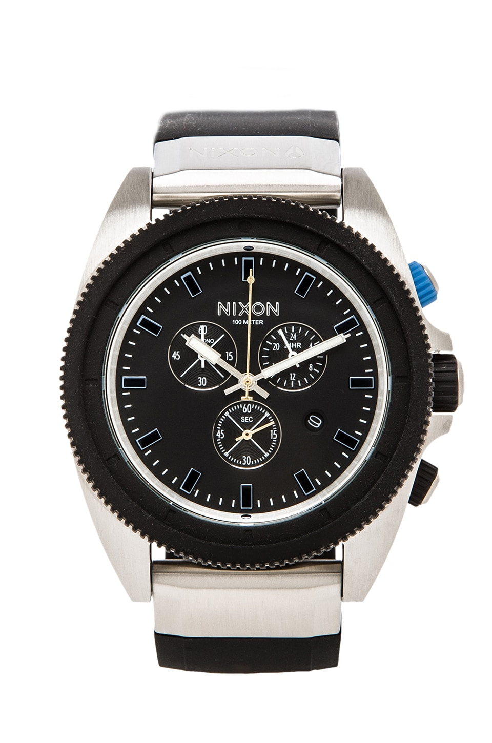 Nixon The Rover Chrono in Midnight GT
