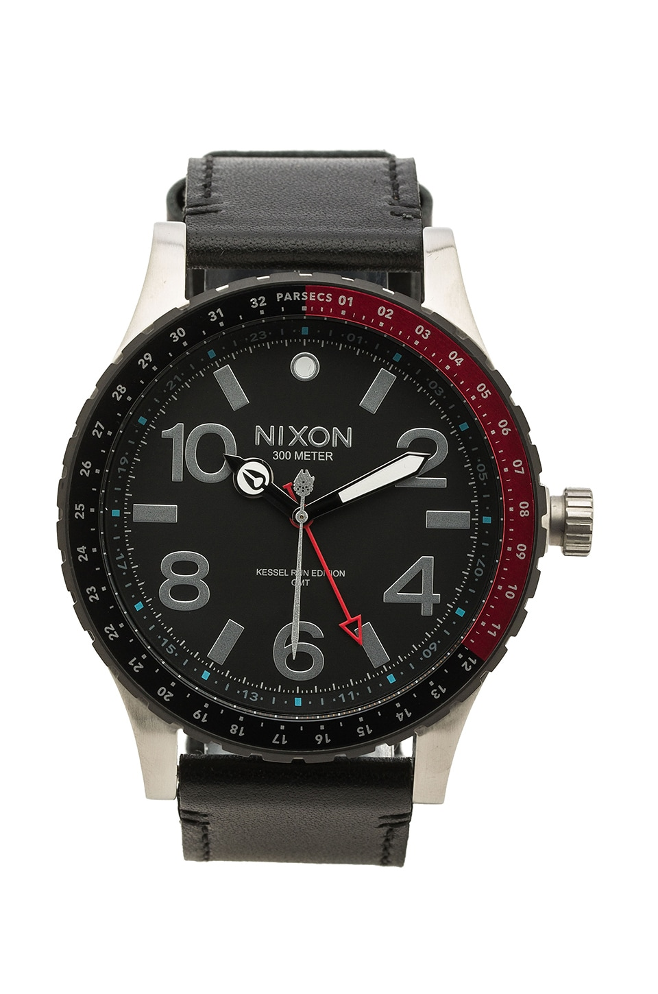 Nixon x Star Wars Han Solo 51-30 GMT in Han Solo Black