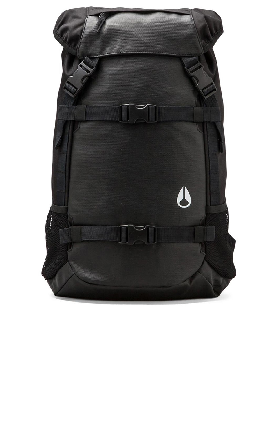 Nixon Landlock Backpack in Black