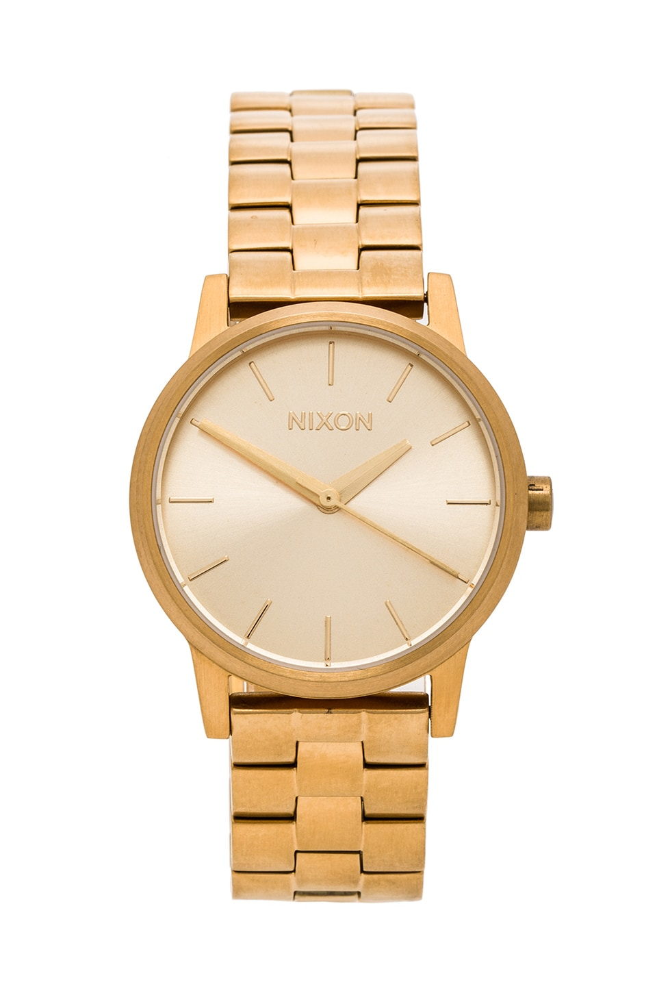 Nixon The Small Kensington in All Gold