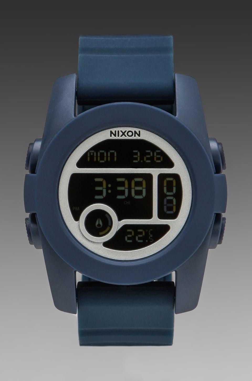 Nixon The Unit 40 in Navy