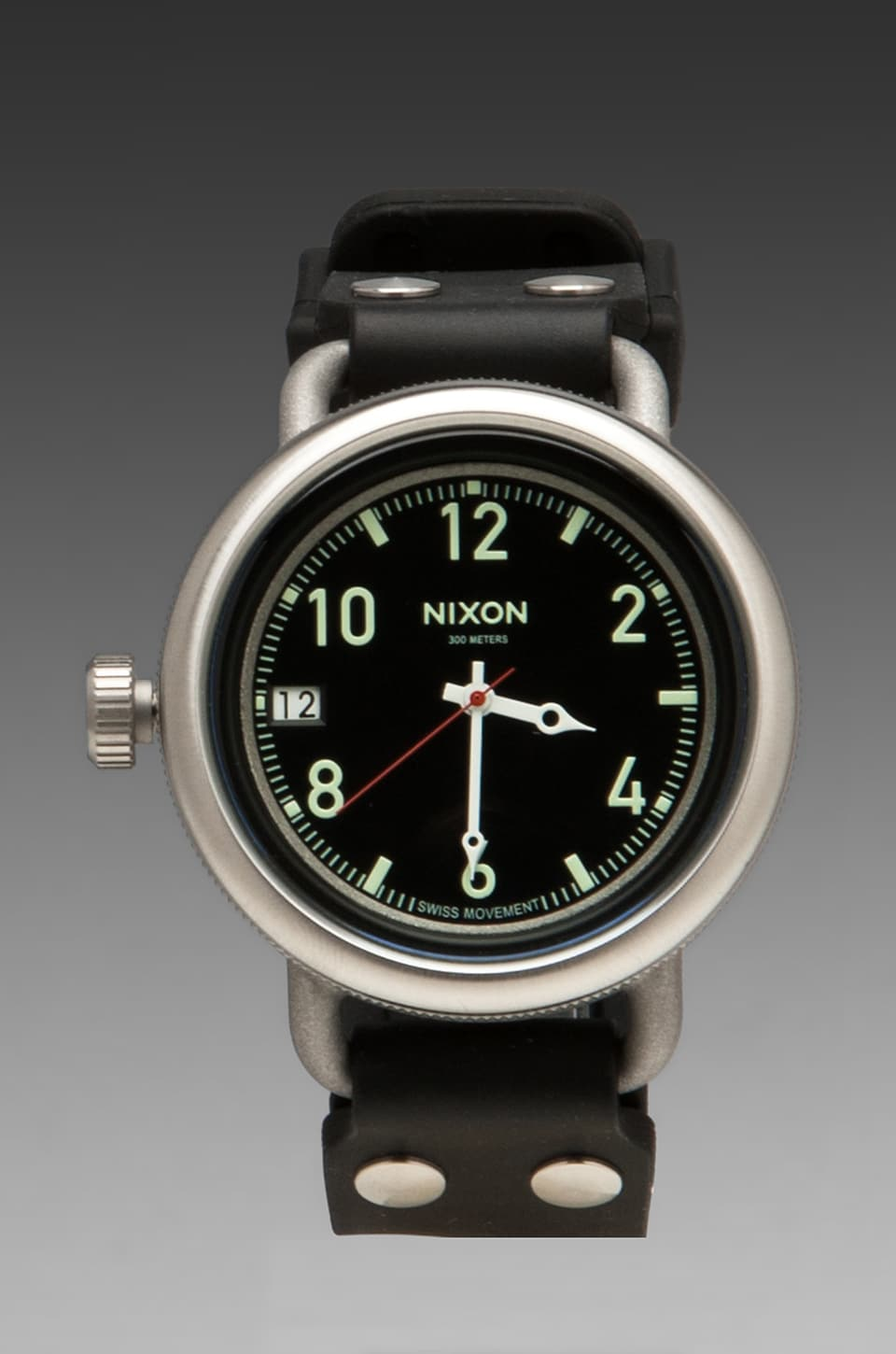 Nixon The October in Black