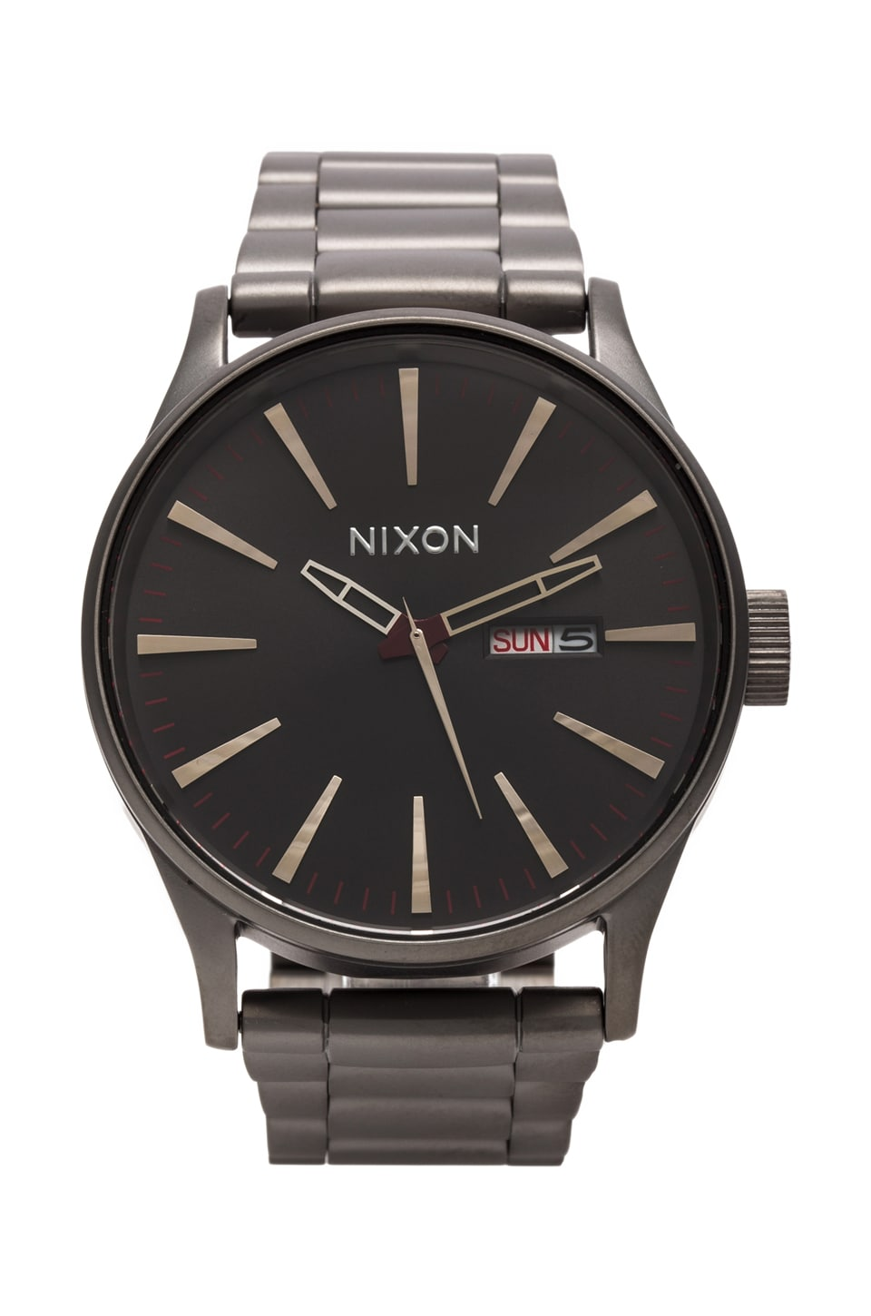 Nixon The Sentry SS in Gunmetal