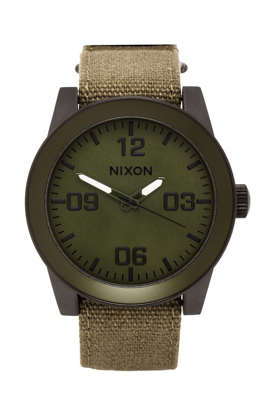 Nixon The Corporal in Surplus Ano