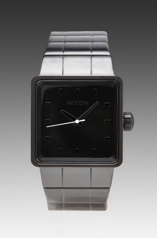 Nixon The Quatro in All Black