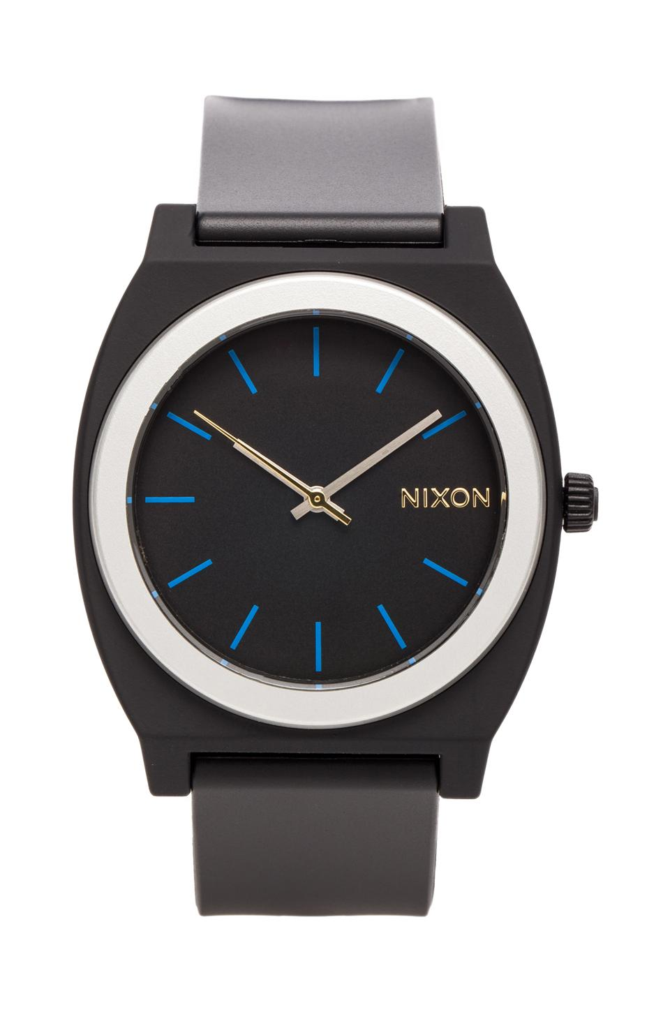 Nixon The Time Teller P in Midnight GT