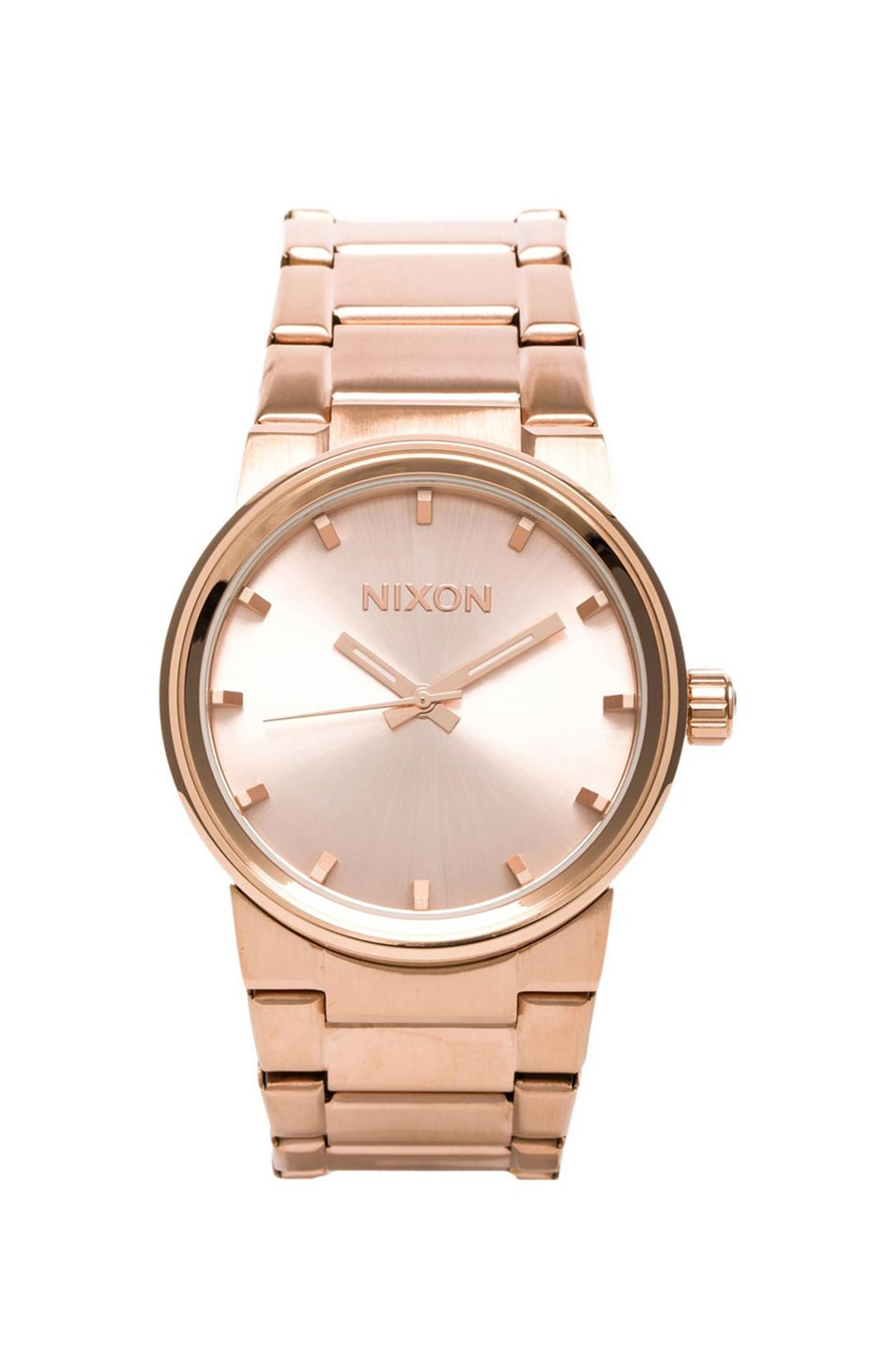 Nixon The Cannon in All Rose Gold