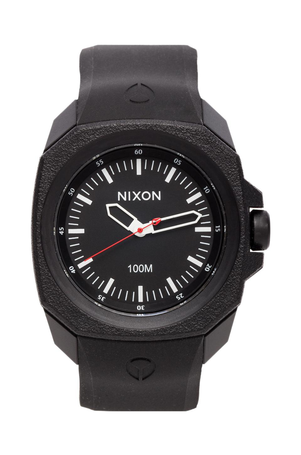 Nixon The Ruckus in All Black
