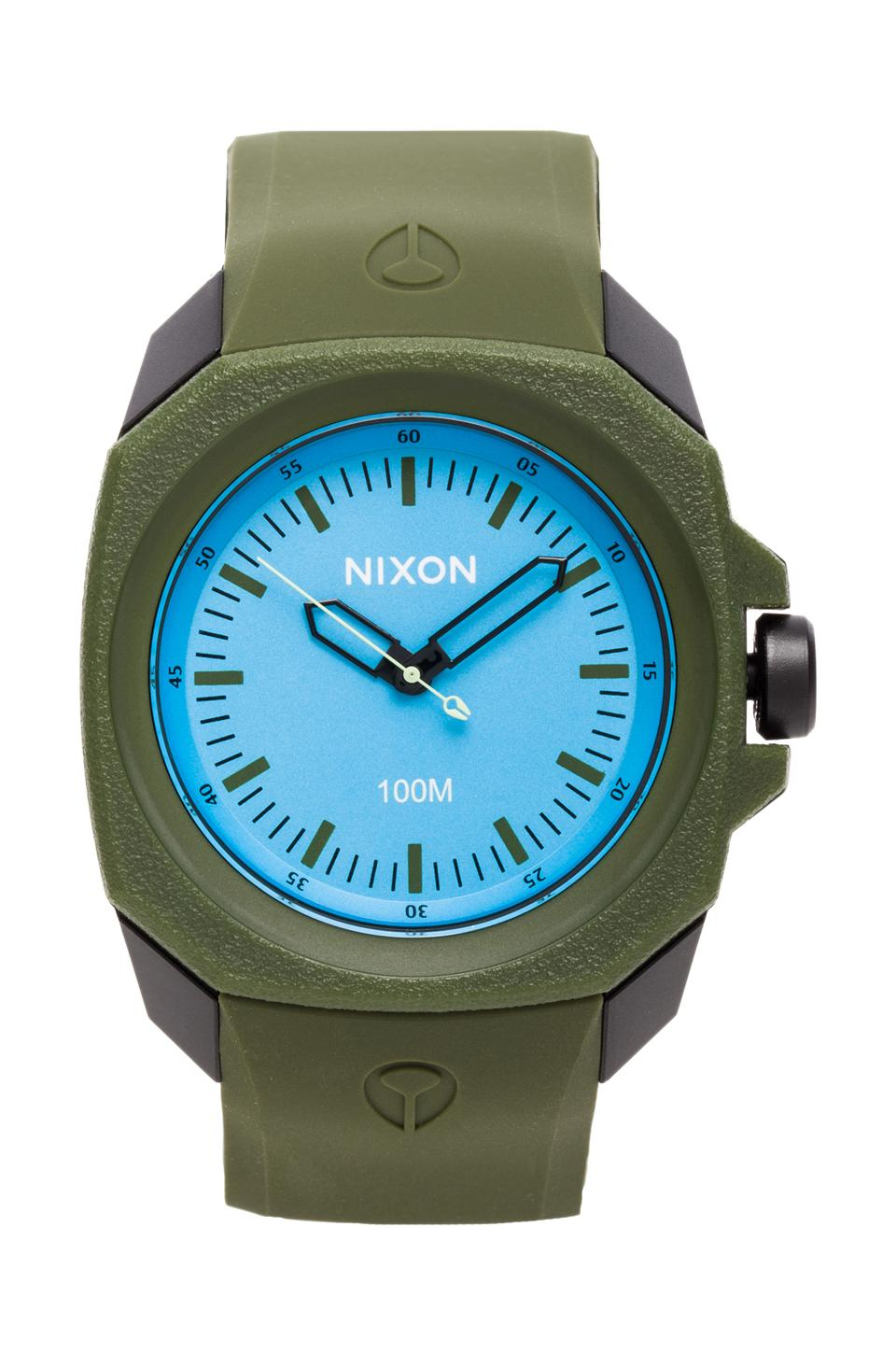 Nixon The Ruckus in Surplus/Black/Blue