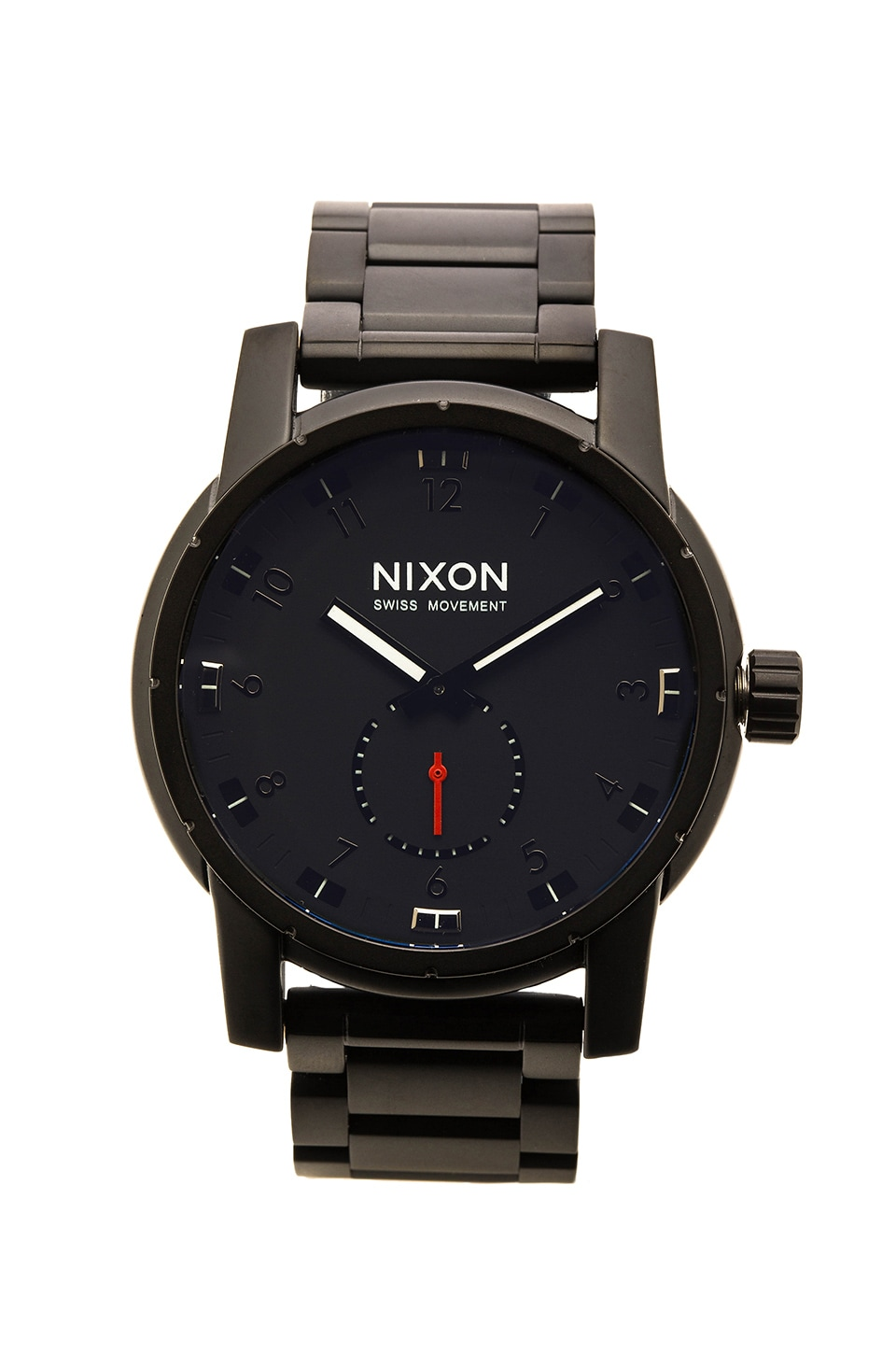 Nixon Patriot in All Black