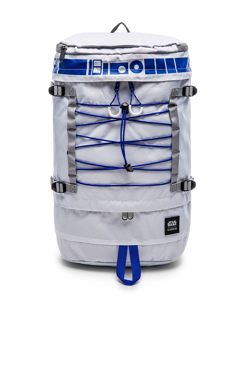Nixon x Star Wars R2D2 Drum in R2D2 White