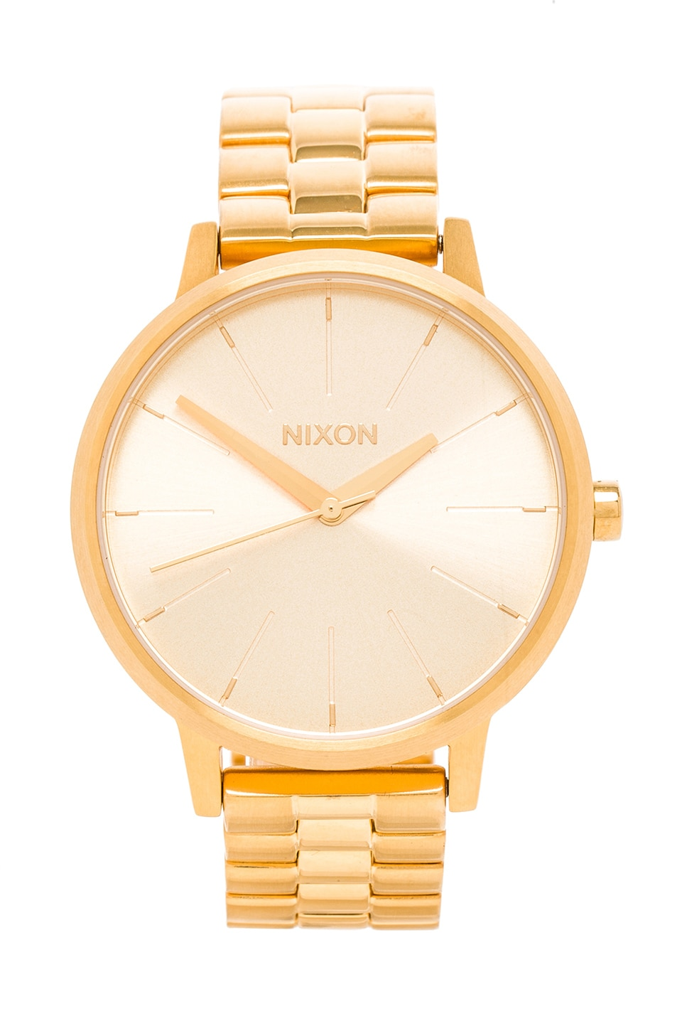Nixon The Kensington in All Gold