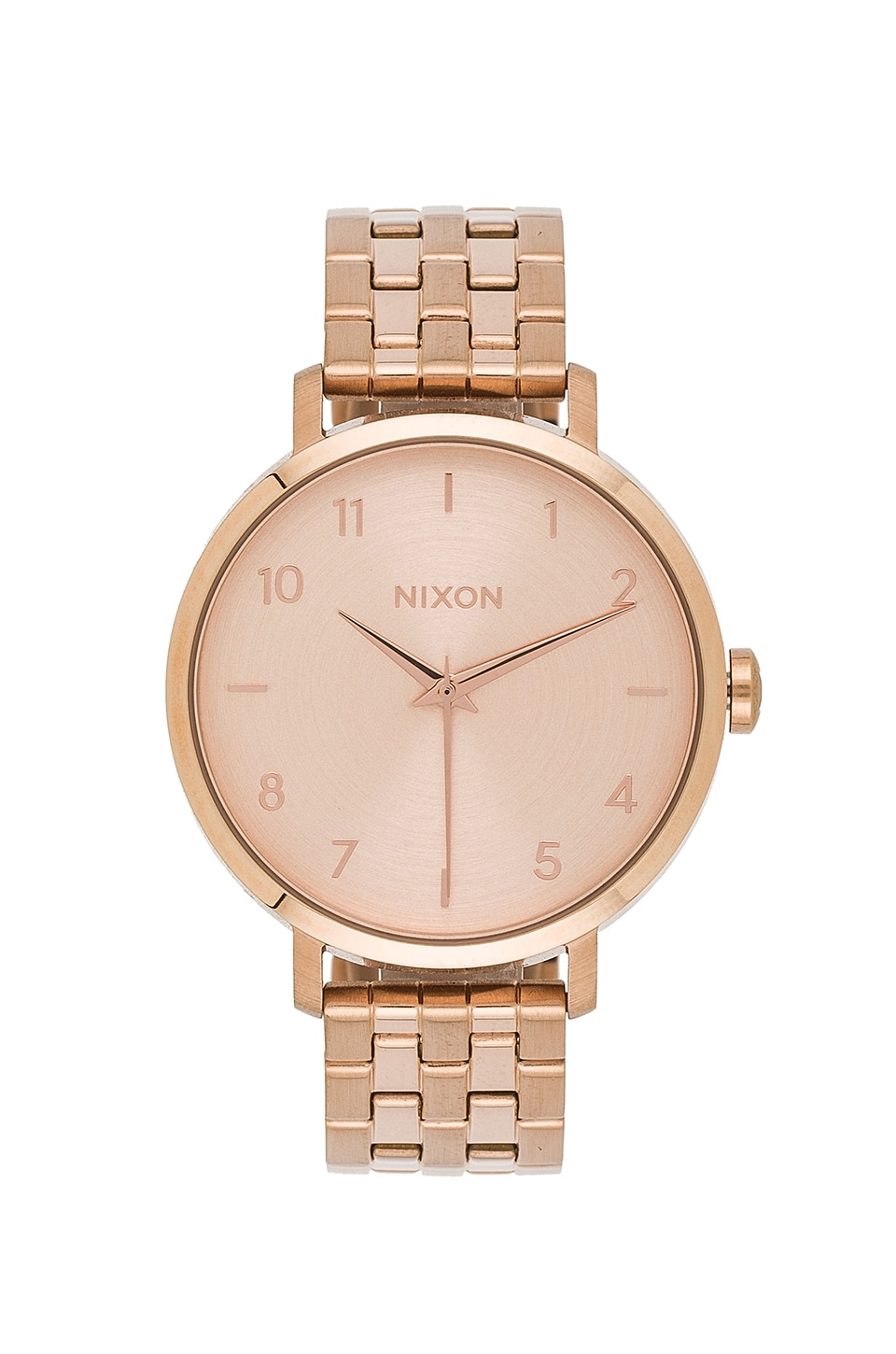 Nixon Arrow in All Rose Gold