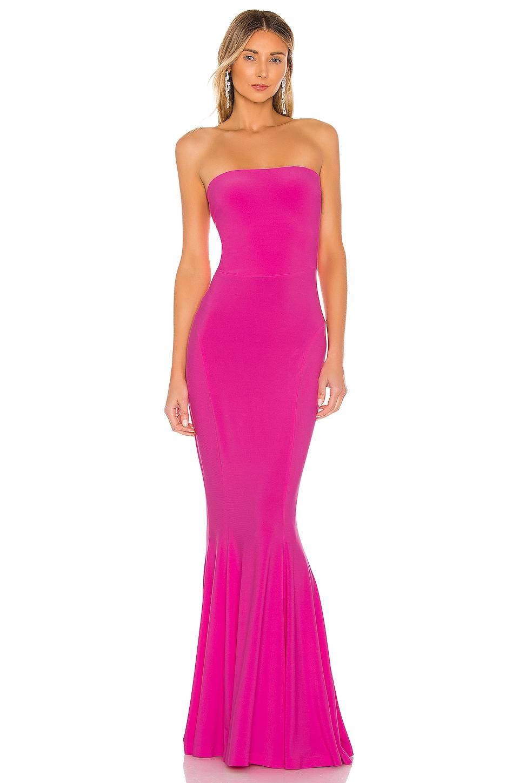 X REVOLVE Strapless Fishtail Gown             Norma Kamali                                                                                                       CA$ 376.78 1