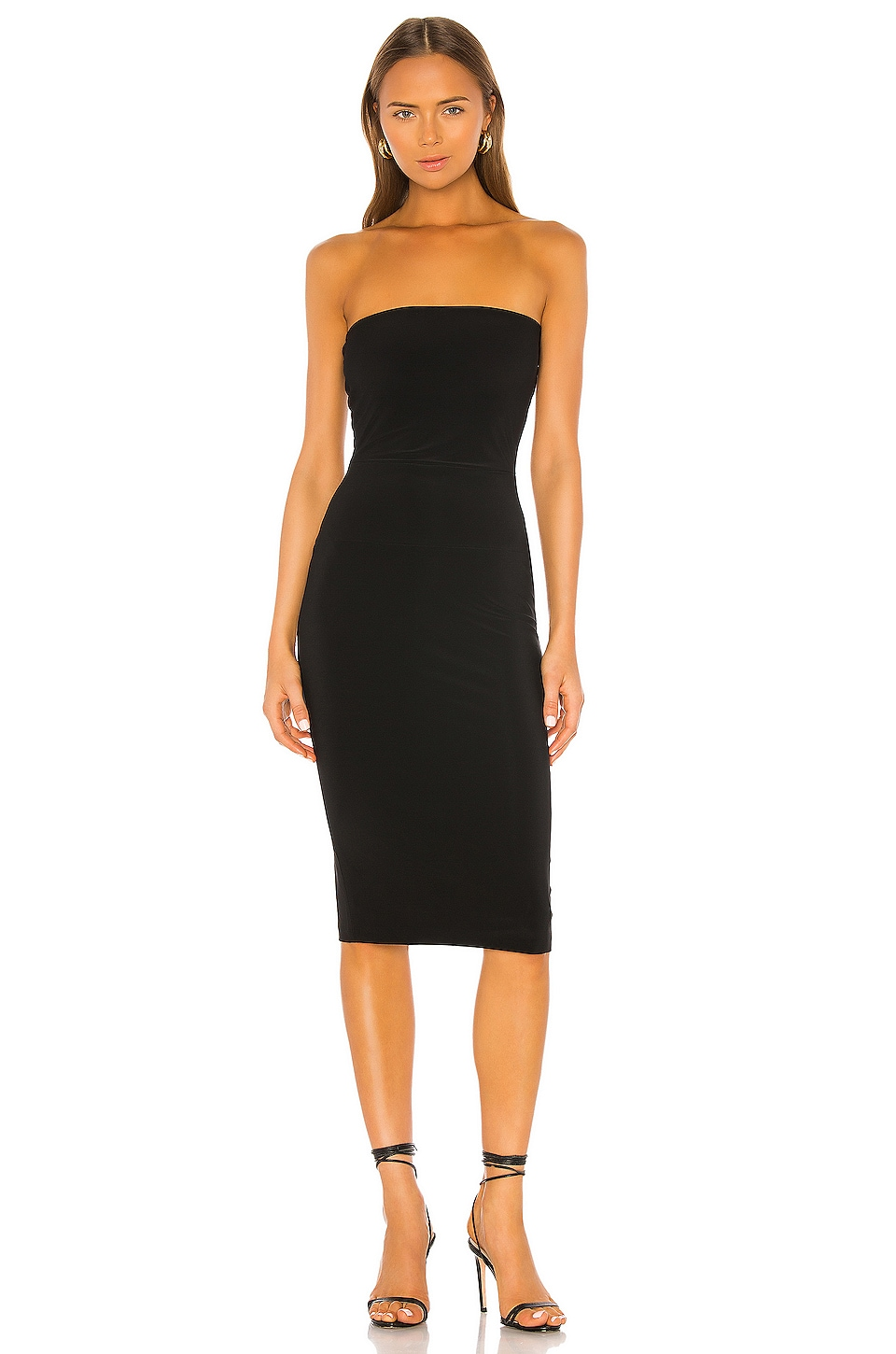 Strapless Dress                     Norma Kamali 2