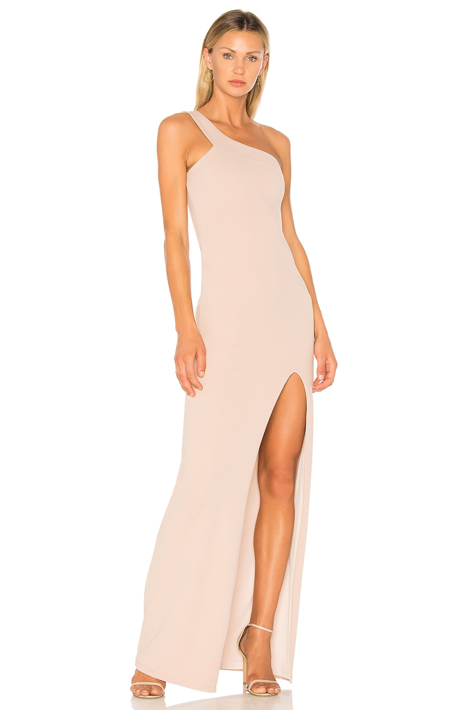 Nookie Mila Gown in Sand