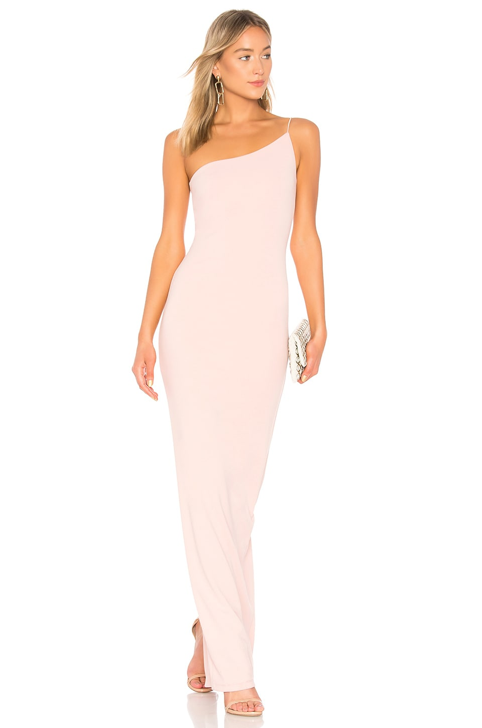 Nookie Penelope Gown in Blush