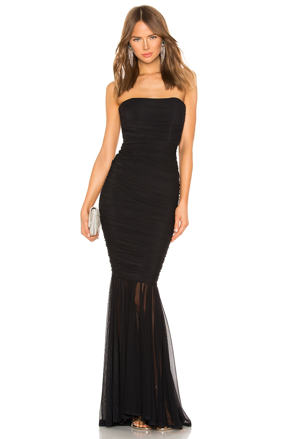 cb4ecf8756 Nookie Ambition Gown in Black | REVOLVE