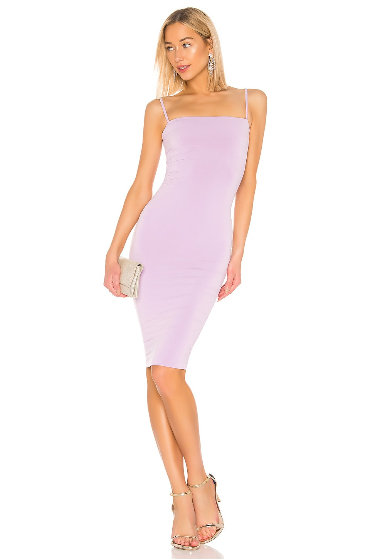 Nookie x REVOLVE Charlize Midi Dress in Lilac