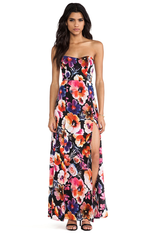Nookie Gracelands Maxi Dress in Floral