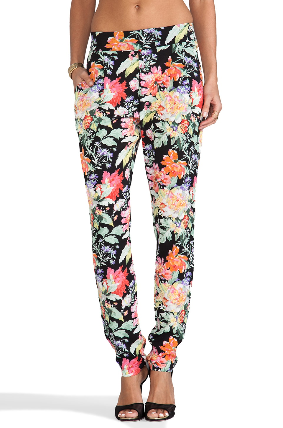 Nookie Full Bloom Pant in Floral