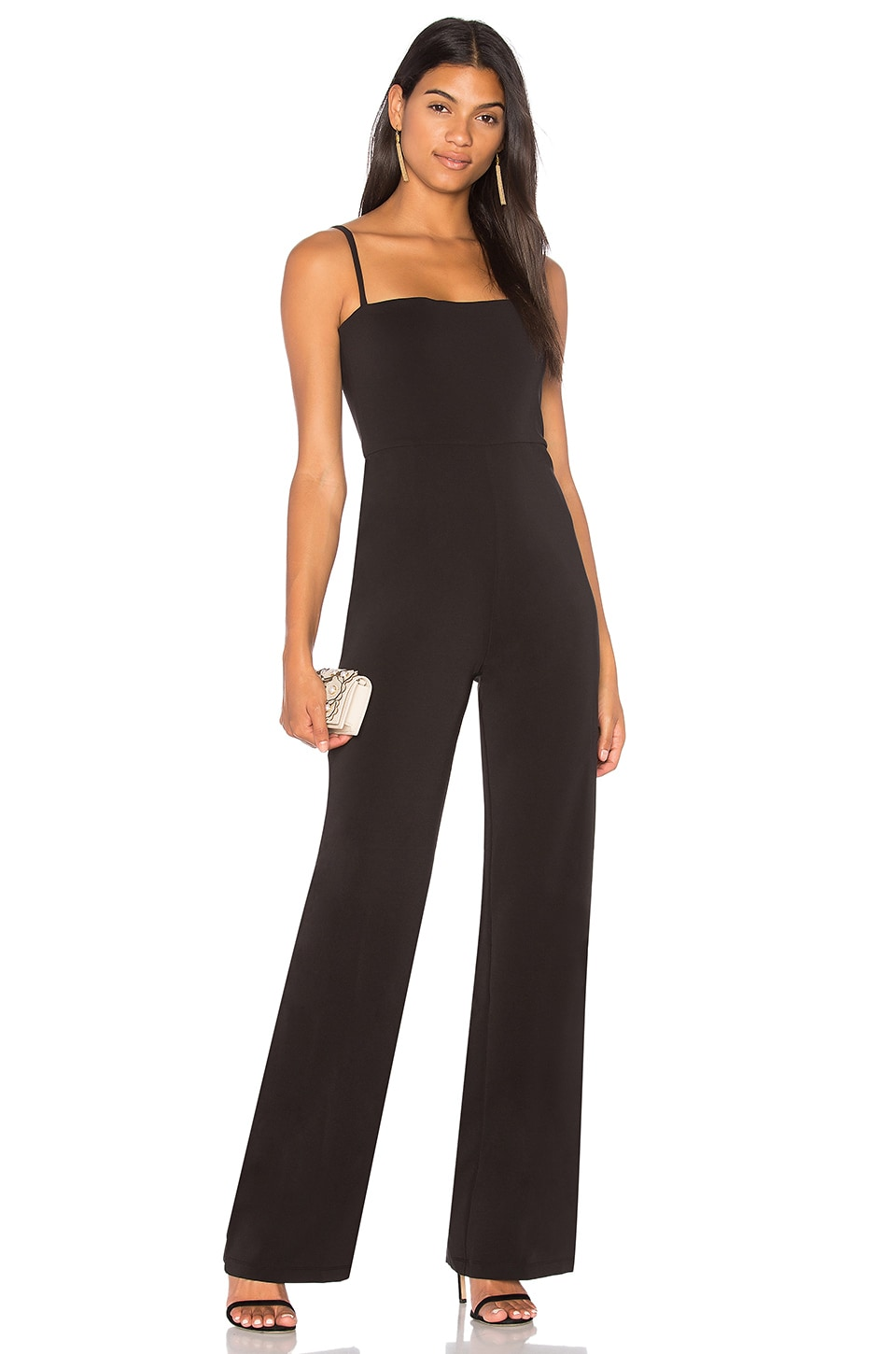 Nookie Billie Jumpsuit in Black