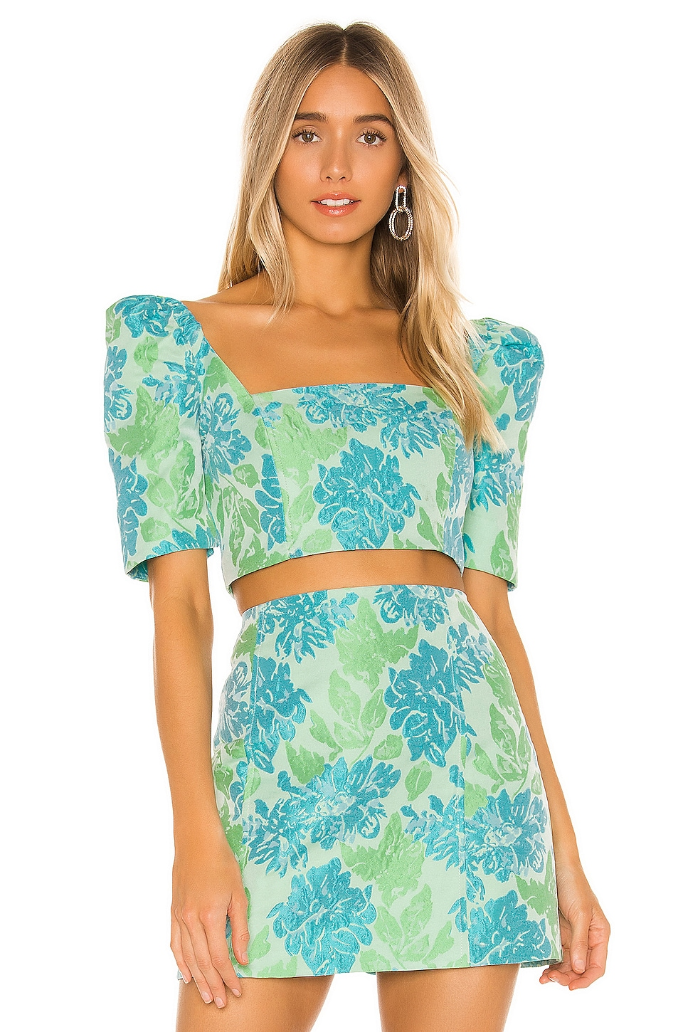 Nookie TOP CROPPED SOLANA
